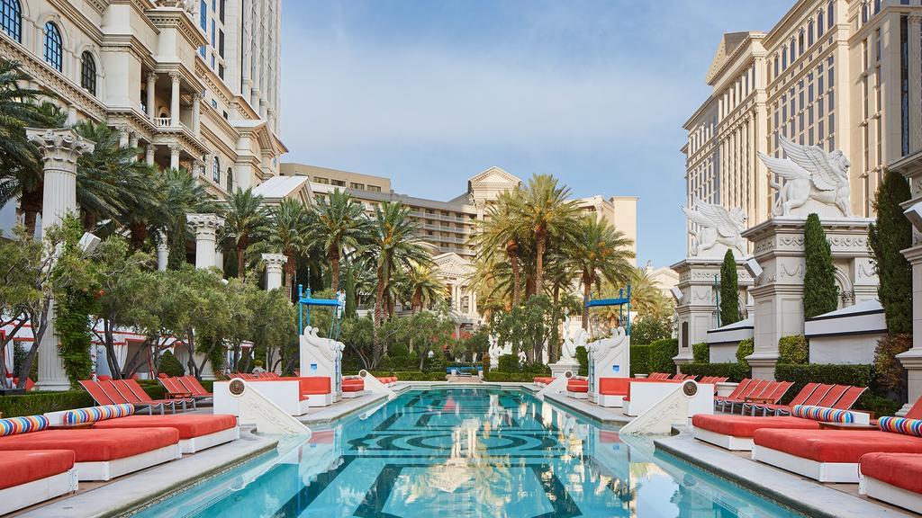 O que fazer em Las Vegas - hotel caesars