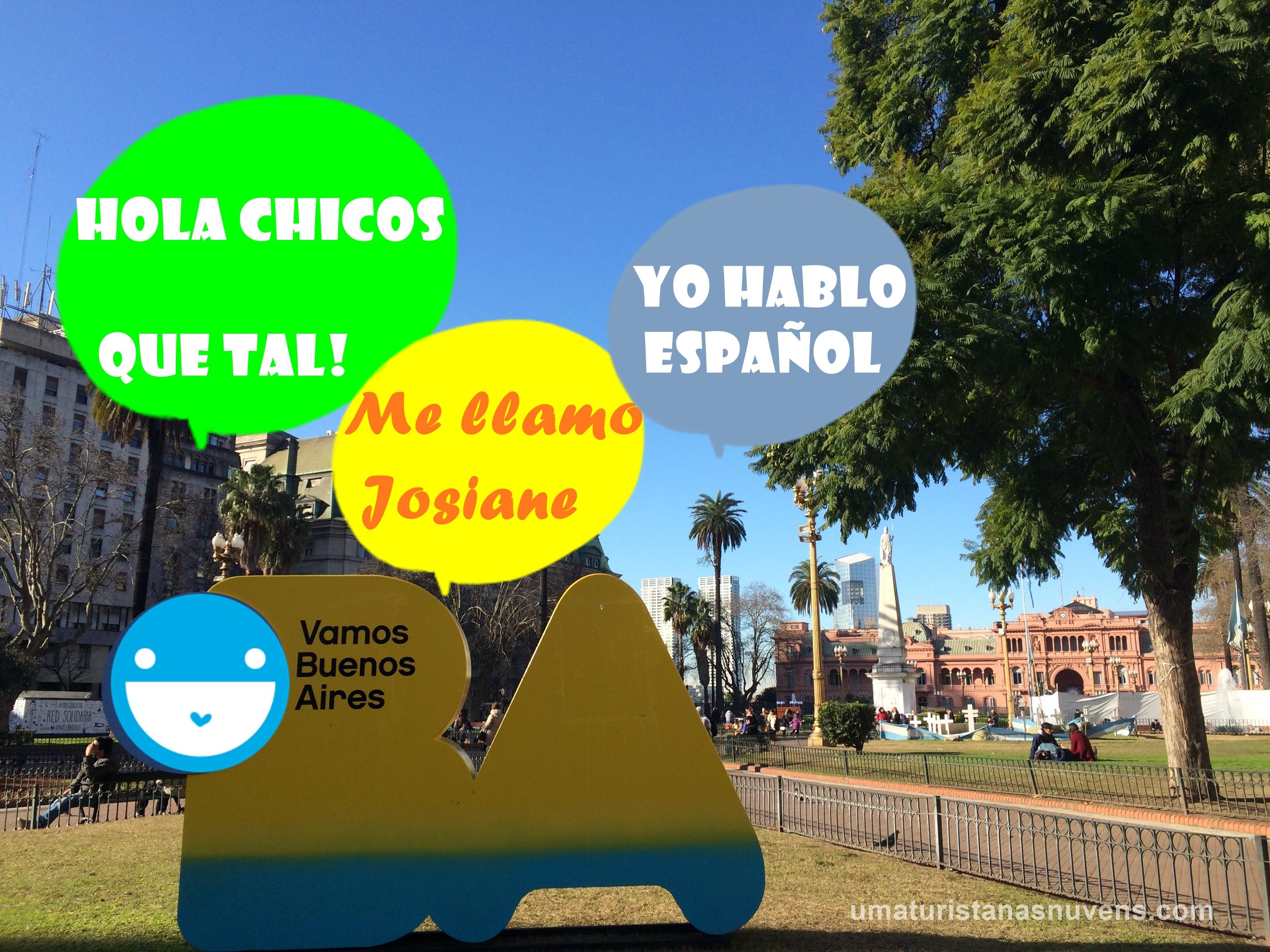 Curso Intensivo De Espanhol Em Buenos Aires Na Uba