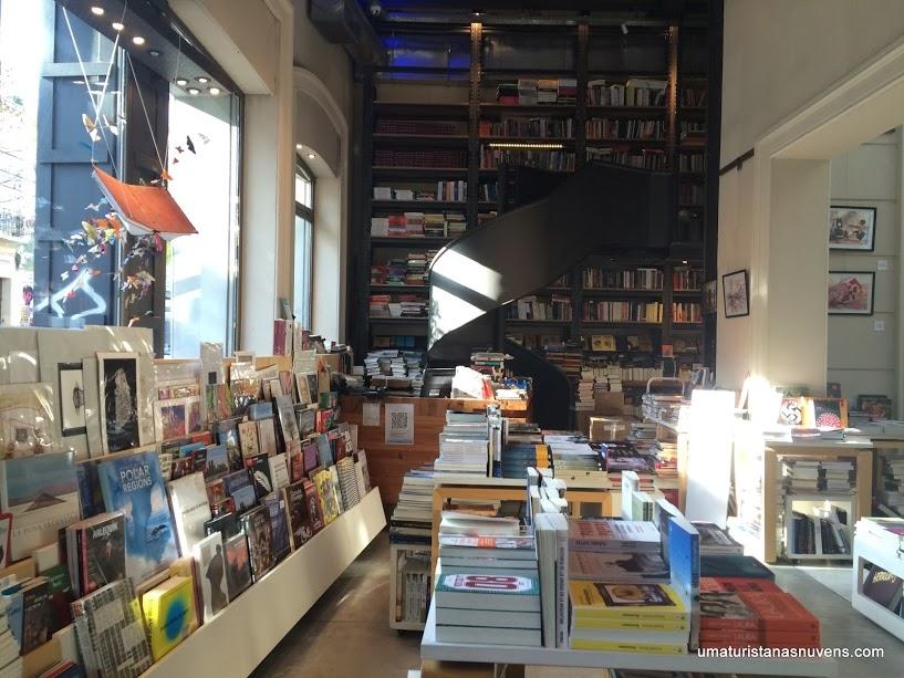 livrarias em Buenos Aires - Dain Usina Cultural