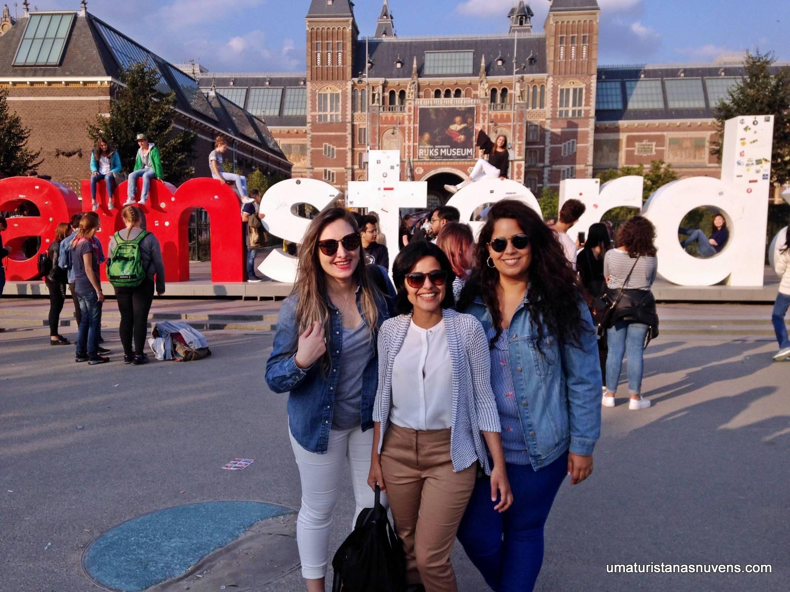 como se tornar au pair na Holanda