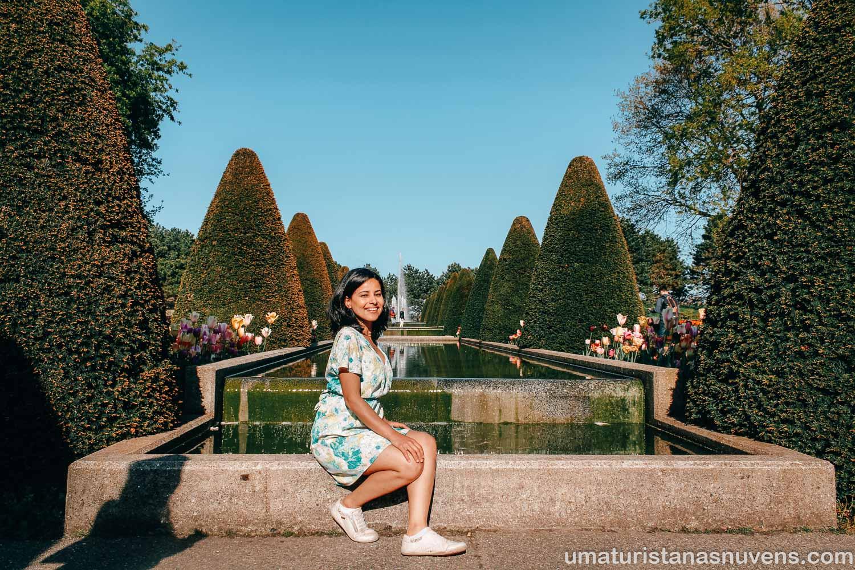 Keukenhof, o maior parque de flores do mundo