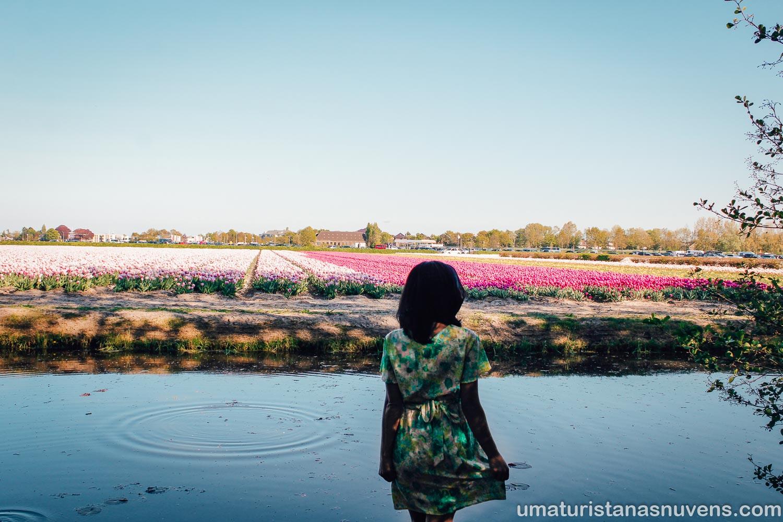 Keukenhof, maior parque de flores do mundo (Holanda)
