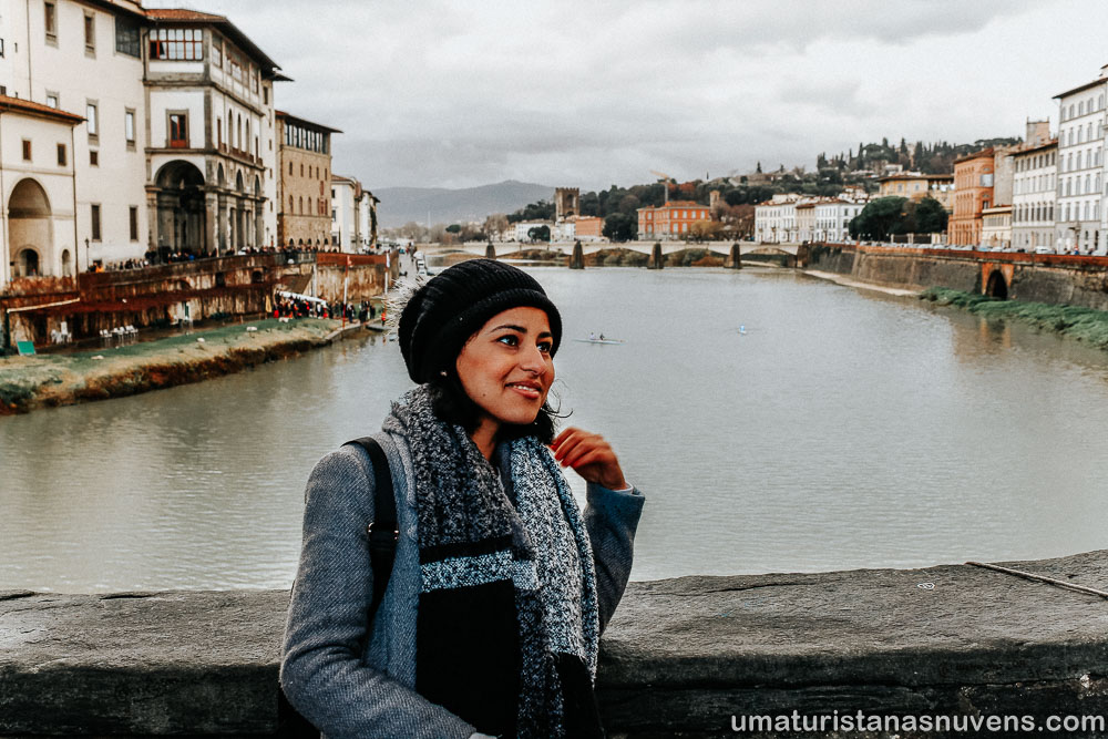O que fazer em Florença - Rio Arno