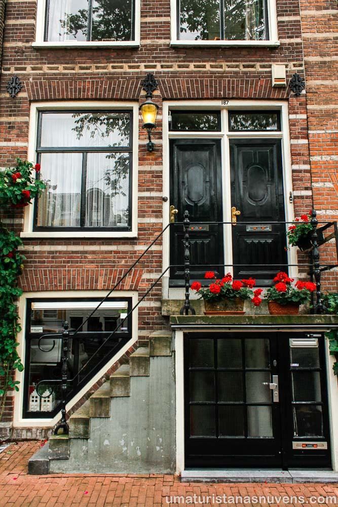 O que fazer no bairro Jordaan em Amsterdam - arquitetura