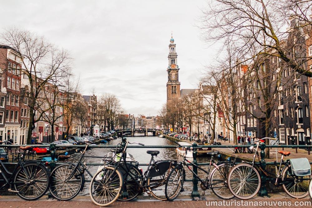 Westerkerk - maior igreja protestante da Holanda