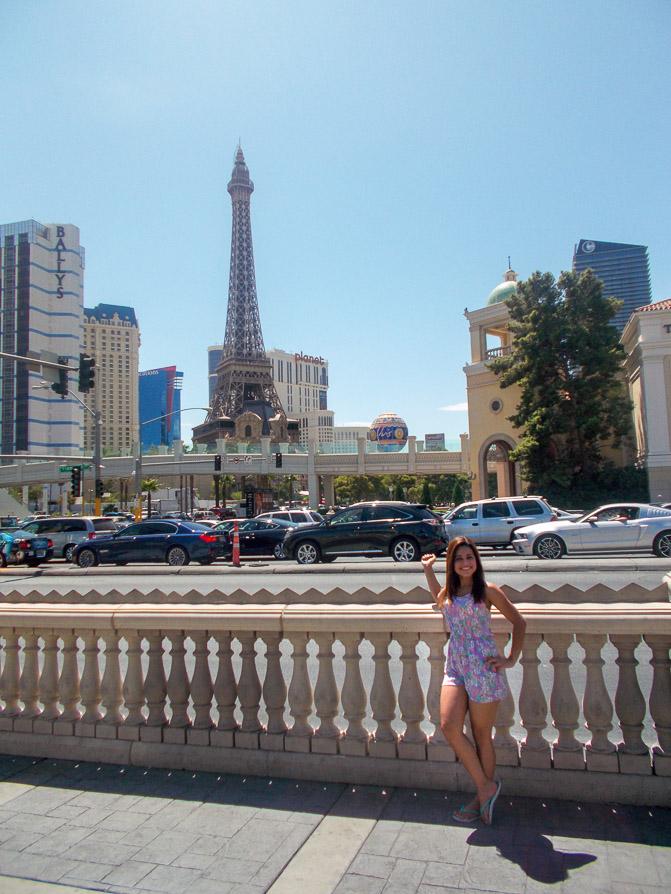 O que fazer em Las Vegas - Hotel Paris