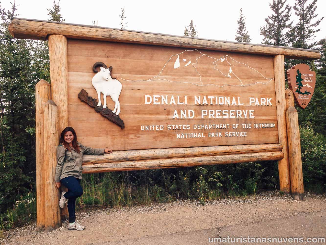 O que fazer no Alasca em 4 dias - Denali